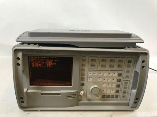 Agilent HP 8935 E6380A CDMA Base Station Test Set