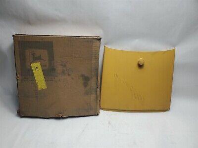 Genuine John Deere Cowl Cover At20826 1020 2020 2440 401b 820 920 930 Jd300