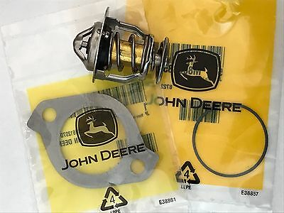 Thermostat Gaskets For John Deere 4300 4400 4500 4600 4700 Compact Tractor