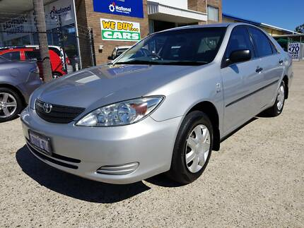 2004 Toyota Camry Altise Sedan Auto 153kms (Drives Well) Wangara Wanneroo Area Preview