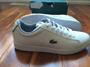 Lacoste Carnaby Evo, Women's Running Shoes. Brand new, size 8.