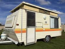 1983 Windsor Windcheater Pop top with full annex and easy to tow! Sydenham Brimbank Area Preview