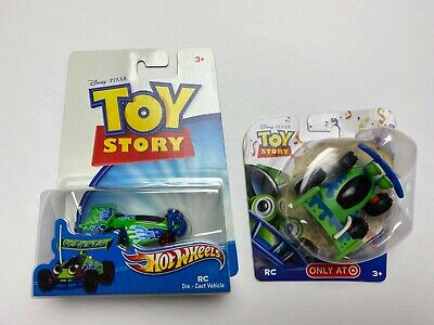 HOT WHEELS DISNEY TOY STORY RC BUDDY TIME TO CELEBRATE FIGURE TARGET EXCLUSIVE