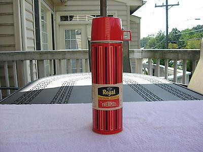 Vintage Regal Vacuum Bottle 28 Oz. By Thermos # 2429~Unused!