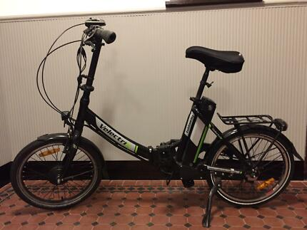 Electric Bike - Velectrix Foldaway
