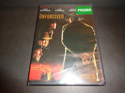UNFORGIVEN-Retired gunslinger CLINT EASTWOOD seeks justice for town prostitute (Clint Eastwood Halloween)