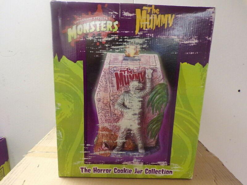 The Mummy Cookie Jar