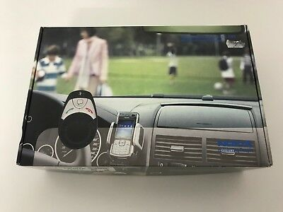 BRAND NEW NOKIA MULTIMEDIA CAR KIT CK-20W FOR NOKIA 6230i - N91 - 6233 - 9300i