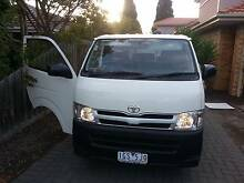 2012 Toyota Hiace Van/Minivan Mount Waverley Monash Area Preview