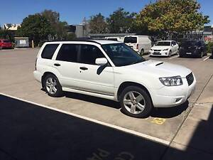 2005 Subaru Forester Wagon Red Hill Brisbane North West Preview