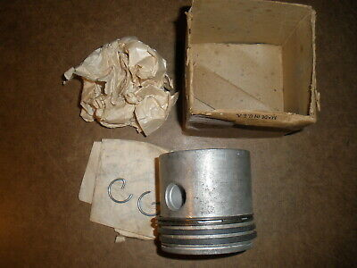 Briggs Stratton Gas Engine New Old Stock Vintage Piston Assembly 99199 Fits 14