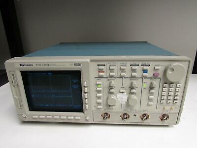 Tektronix Tds520d 500mhz 2ch Digital Phosphor Oscilloscope Opt 1f 1m