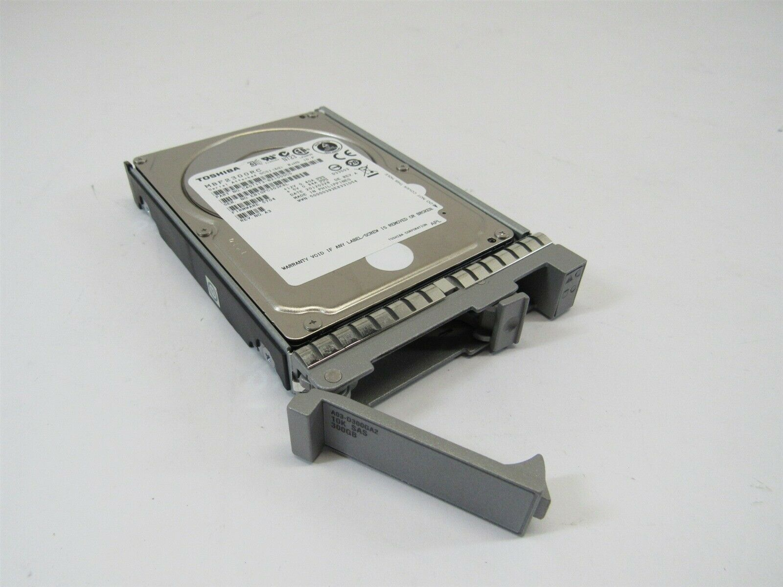 "CISCO 300GB 10K SAS 6Gb//s 2.5"" Hard Drive A03-D300GA2"