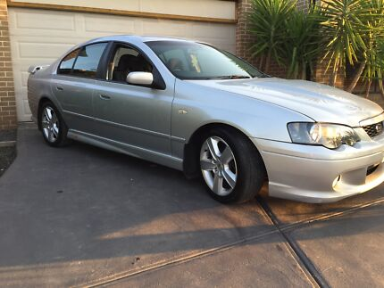 Ford Ba falcon xr8  Mernda Whittlesea Area Preview
