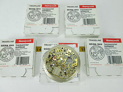 Thermostats - Honeywell Round Thermostat - Industrial Equipment on