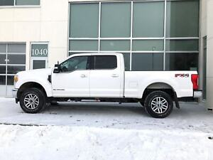2017 Ford F-250 Lariat - Twin Moonroof