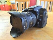 Nikon D7100 24.1MP Digital SLR Camera Body + Sigma 10-20mm Lens Northbridge Willoughby Area Preview