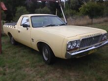 For sale 1978 Chrysler Valiant or swap for early holden Cooma 2630 Cooma-Monaro Area Preview