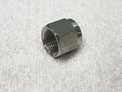 Soda System Fitting Lancer Nut For Barb Stems 38 Nut Made For 38 Stem