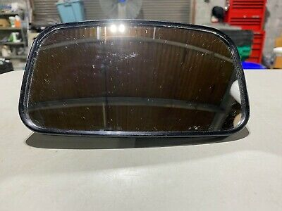 One 1 Universal Forklift Mirror 8-14 X 4-14 Nos With Mount