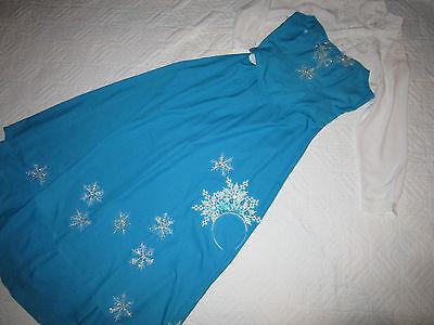 FROZEN Anna FAIRY fantasy dress COSTUME size 18 cosplay adult unique Mardi Gras (Anna Costume Adult)