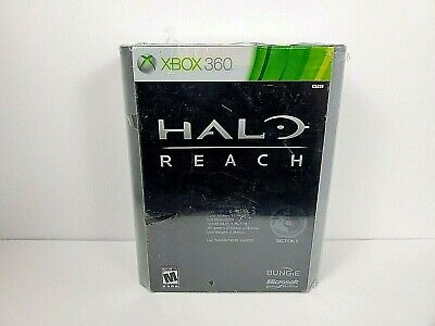 Halo: Reach Limited Edition (Microsoft Xbox 360, 2010) Sealed Brand New comprar usado  Enviando para Brazil