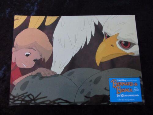 The Rescuers Down Under lobby cards/stills - Walt Disney, Bernard & Bianca