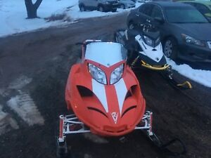 Sled sale cat / ski doo