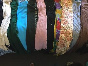 Plenty of scarfs some new and some used Palmerston Gungahlin Area Preview