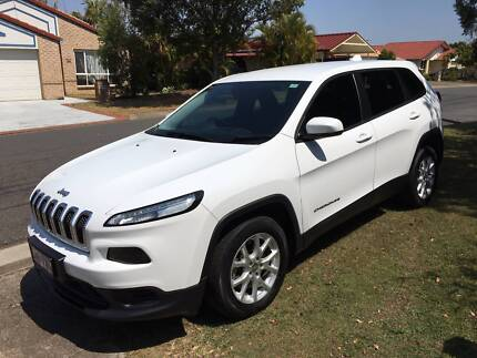 2015 Jeep Cherokee Wagon