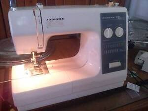 Janome sewing machine 16stitch Grafton Clarence Valley Preview