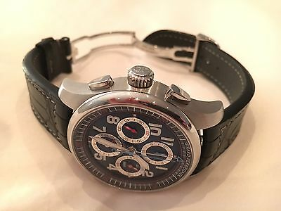 Girard Perregaux Rallye Monte-Carlo R&D 01 Stainless Steel 43mm Watch