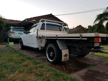 Ford f2f falcon Ute