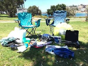 ULTIMATE BACKPACKERS CAMPING KIT Coogee Eastern Suburbs Preview