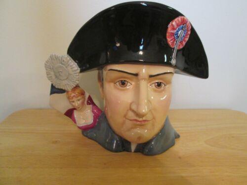 D7237 Toby Jug Napoleon Bonaparte Collectors Condition