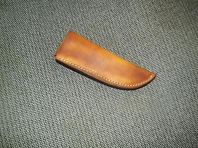 Custom Leather Sheath for Fixed Blade Knife 1033
