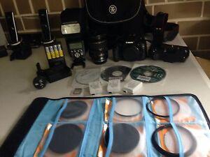 Canon550d 18 megapixel dslr Macquarie Links Campbelltown Area Preview