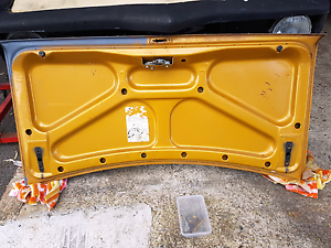 Lh Lx Torana boot lid in good condition. North Tivoli Ipswich City Preview