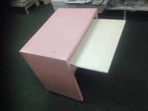 Pink Study Computer Desk Rosebery Inner Sydney Preview