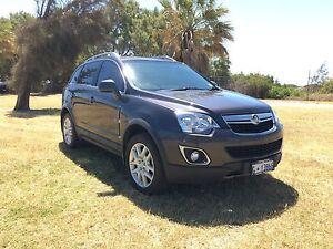 2012 Holden Captiva 5 CG Series II Manual MY12 Geraldton Geraldton City Preview