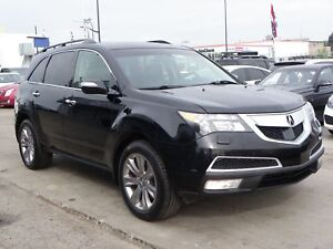 2013 Acura MDX Elite TECH|AWD|LOADED|GPS|B.CAMERA|DVD|LEATHER