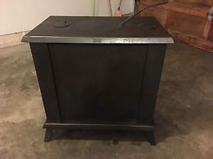 Shop Wood Stove- Good Condition