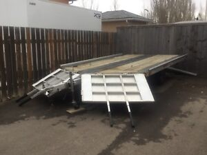 REDUCED PRICE Sled Trailer