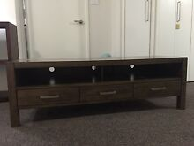 SOLID TIMBER ENTERTAINMENT UNIT Harrison Gungahlin Area Preview