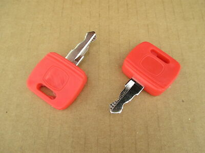 2 Ignition Keys For John Deere Jd 4310 4320 4410 4510 4520 4610 4710 4720 5045d