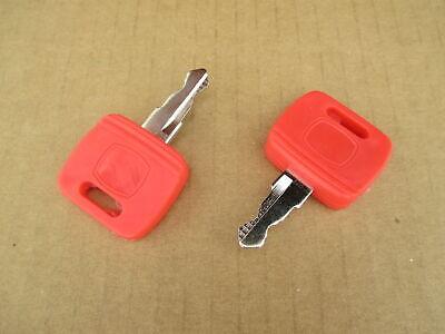 2 Ignition Keys For John Deere Jd 4310 4320 4410 4510 4520 4610 4710 4720 5045d