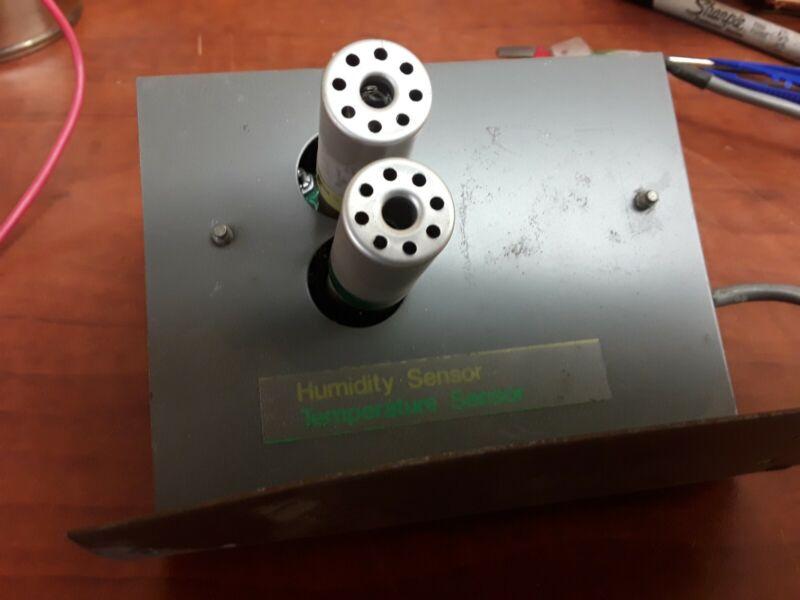Liebert Temperature and Humidity Sensors