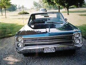 1968 Plymouth Fury III for sale