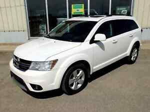 2011 Dodge Journey SXT - Sunroof