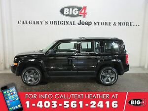 "2017 Jeep Patriot Sport Altitude II 4x4 | SiriusXM | 17"" Wheels"